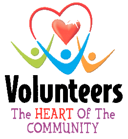 Volunteers Heart of the Community